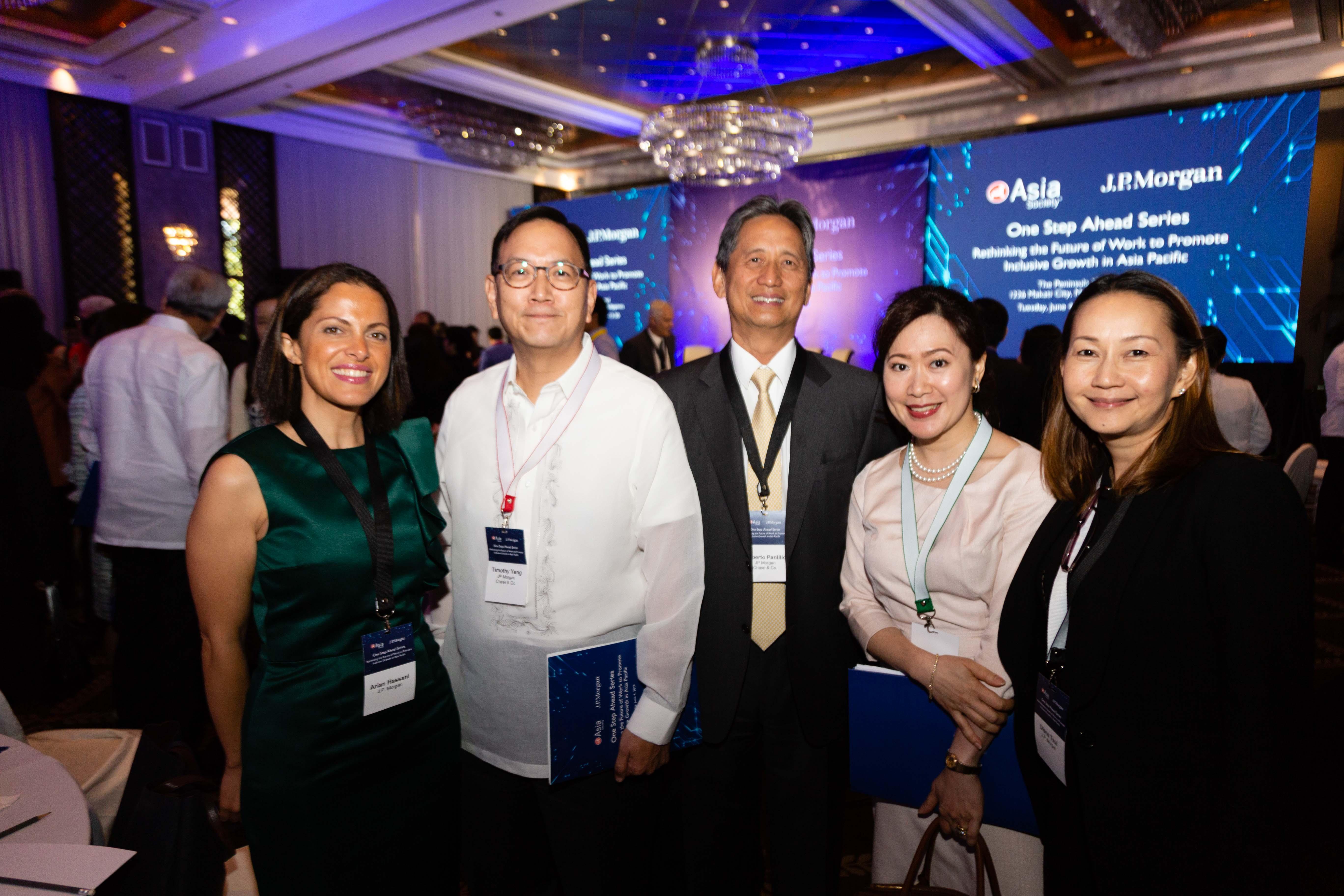 0010 ONE STEP AHEAD Evident JP Morgan Asia Society 2019